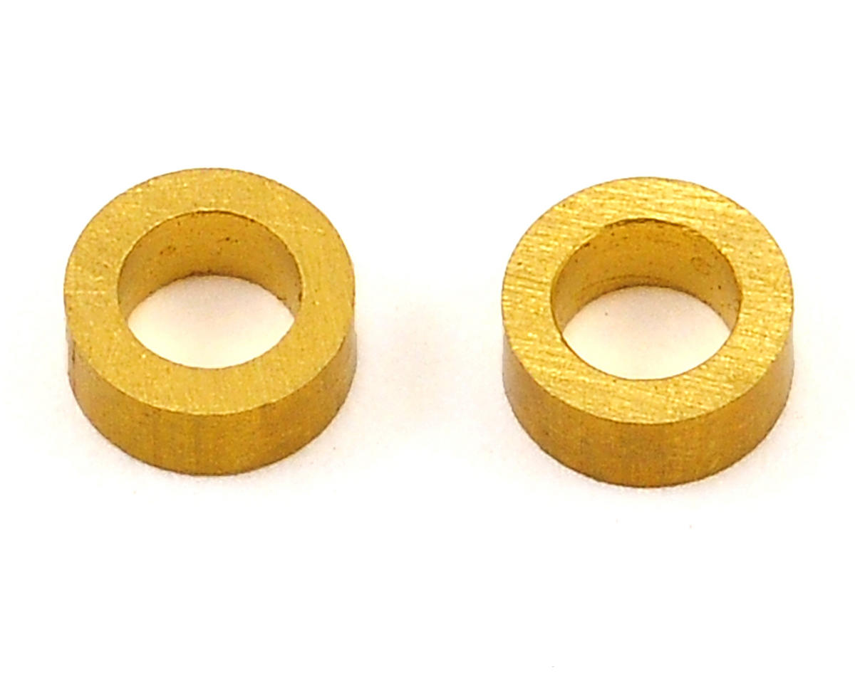 Synergy E6 3x5x2mm Brass Spacer Set (2)