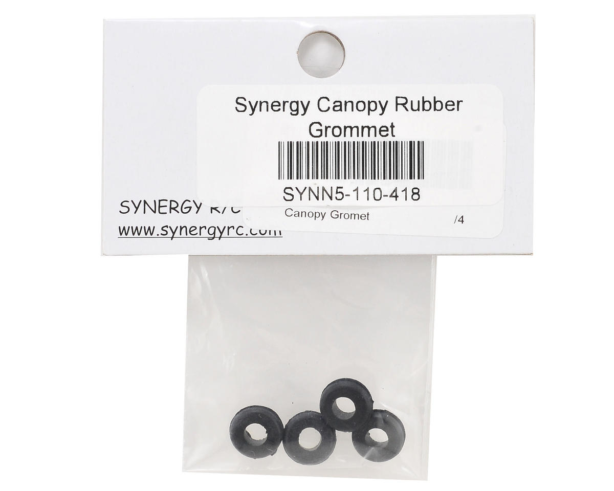 Synergy Rubber Canopy Grommet Set (4)