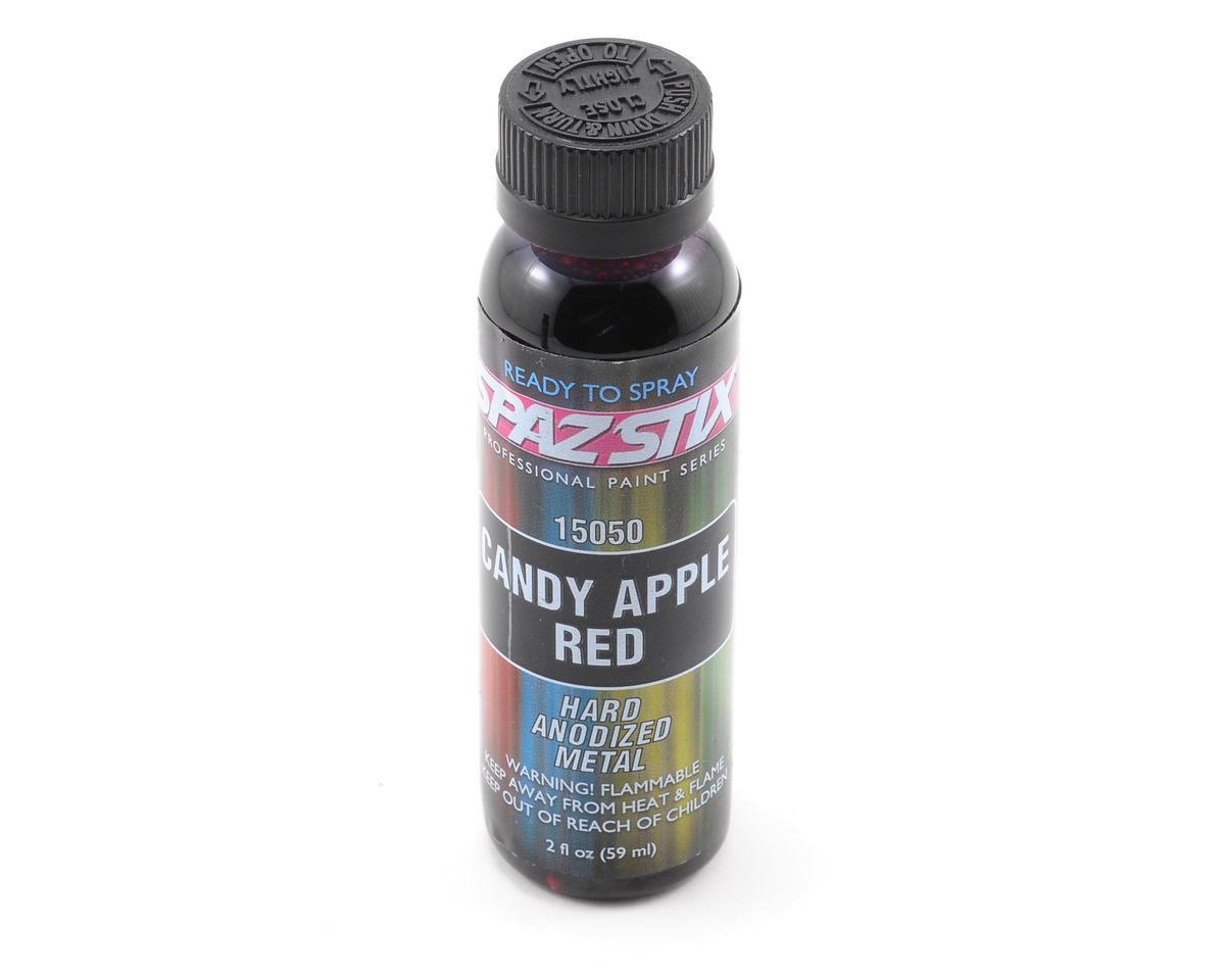 "Spaz Stix ""Candy Apple Red"" Hard-Anodized Paint (2oz)"