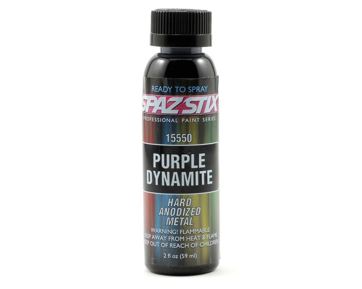 """Spaz Stix """"Candy Purple Dynamite"""" Hard Anodized Paint (2oz)"""