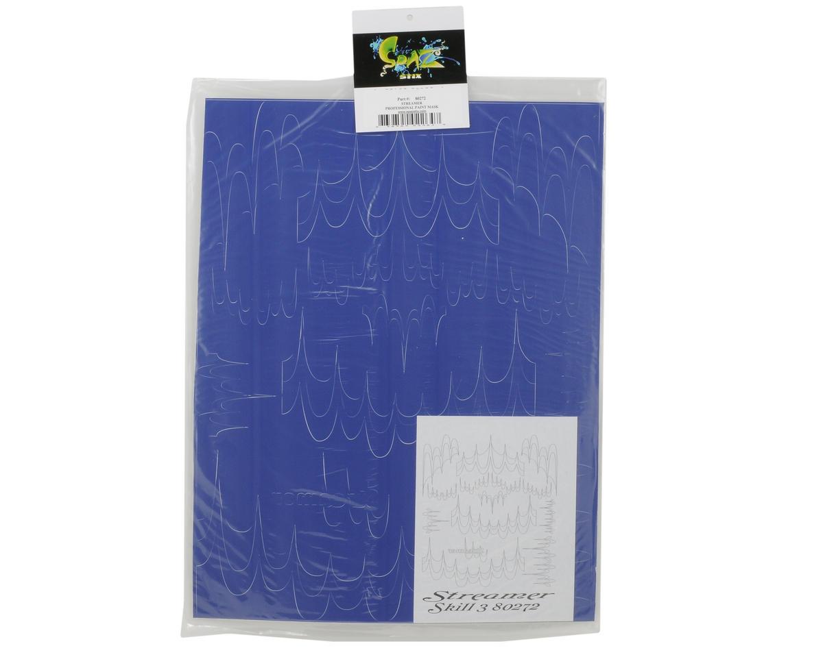 Spaz Stix Professional Paint Mask (Streamer)