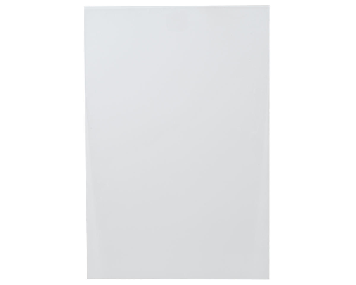 "Spaz Stix 0.020"" Clear Polycarbonate Sheet"