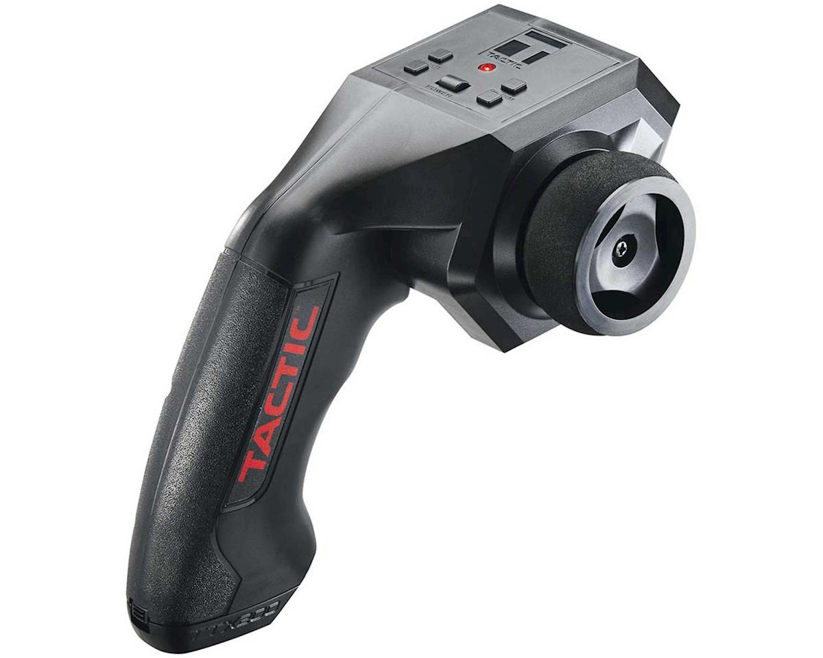 Tactic TX200 2CH 2 4GHz Pistol TX/RX No Servos [TACJ0200] | Cars & Trucks