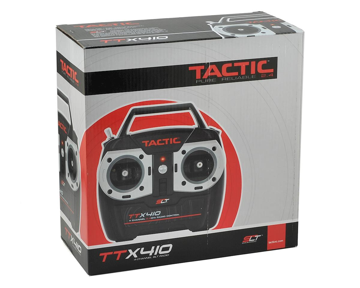 Tactic TTX410 4-Channel 2.4GHz SLT Transmitter w/TR625 Receiver