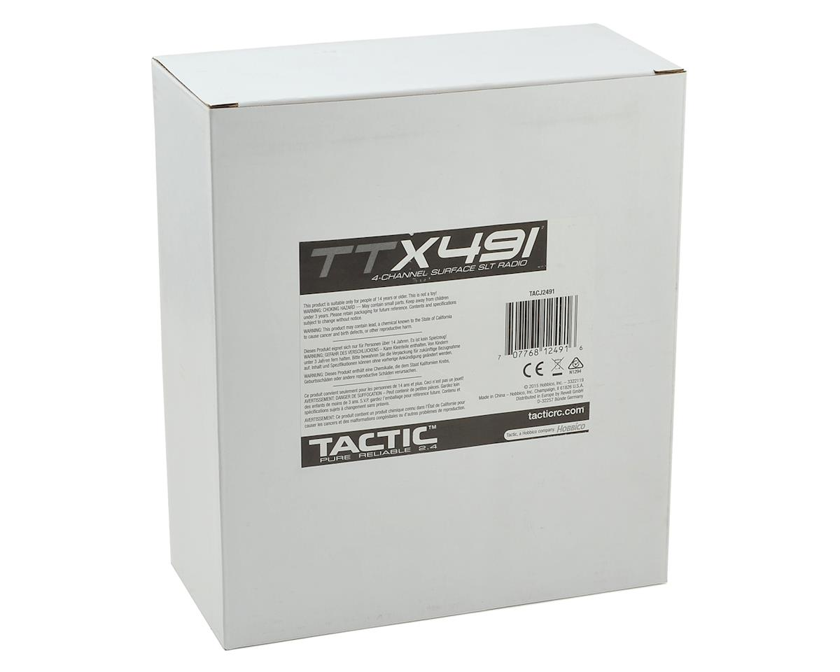 Tactic TTX491 4-Channel 2.4GHz SLT Surface Transmitter (Transmitter Only)