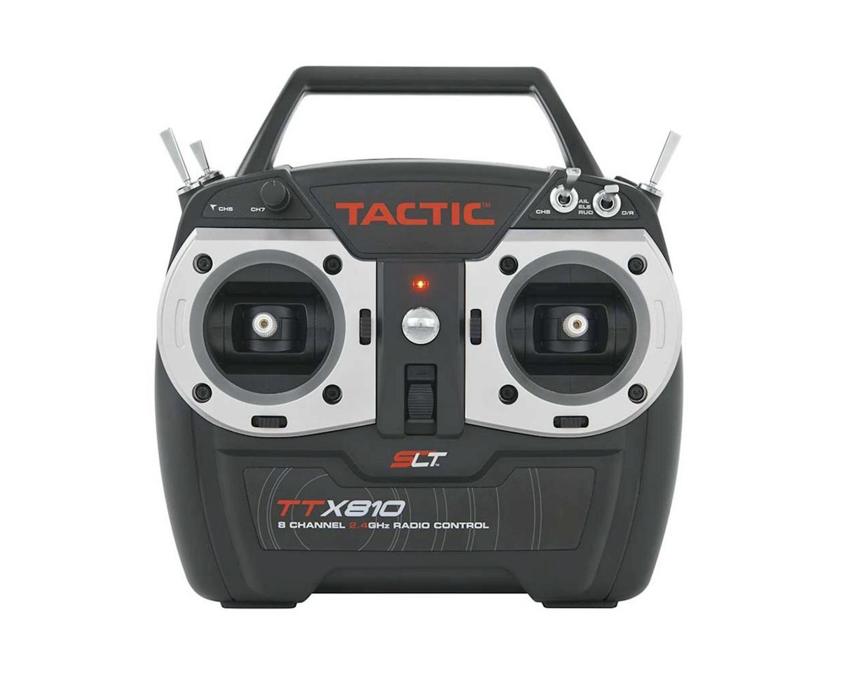 Tactic TTX810 2.4GHz SLT 8Ch Radio System (Transmitter Only)