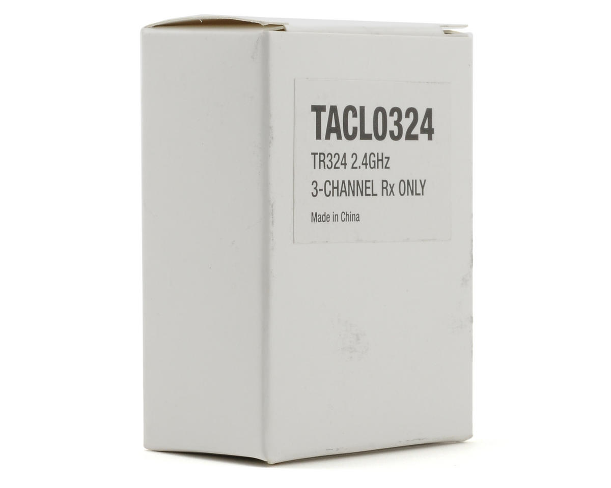 Tactic TR324 2.4GHz 3-Channel Receiver