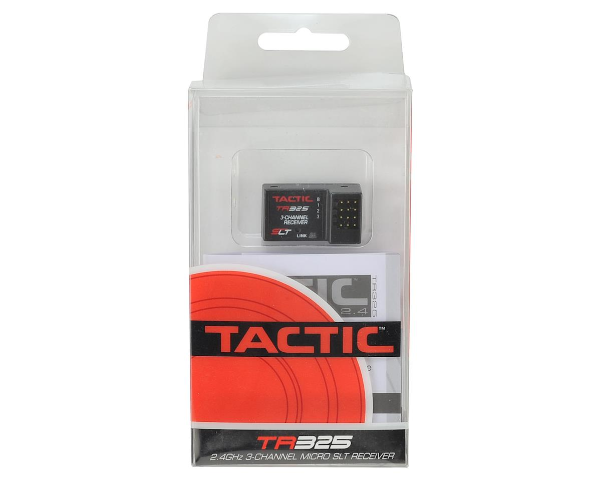 Tactic TR325 3-Channel 2.4Ghz SLT Receiver