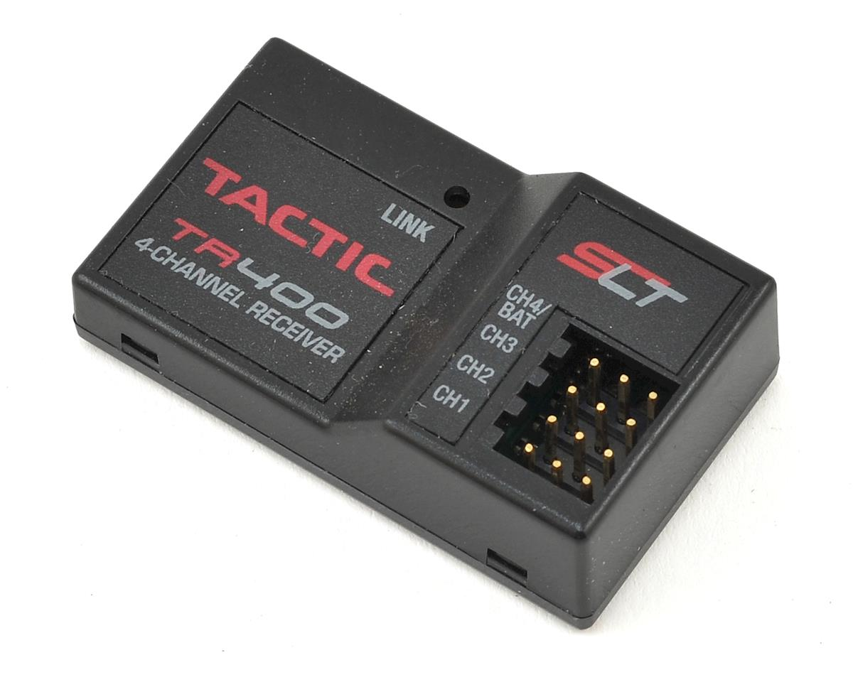 Tactic TR400 2.4GHz 4-Channel Receiver
