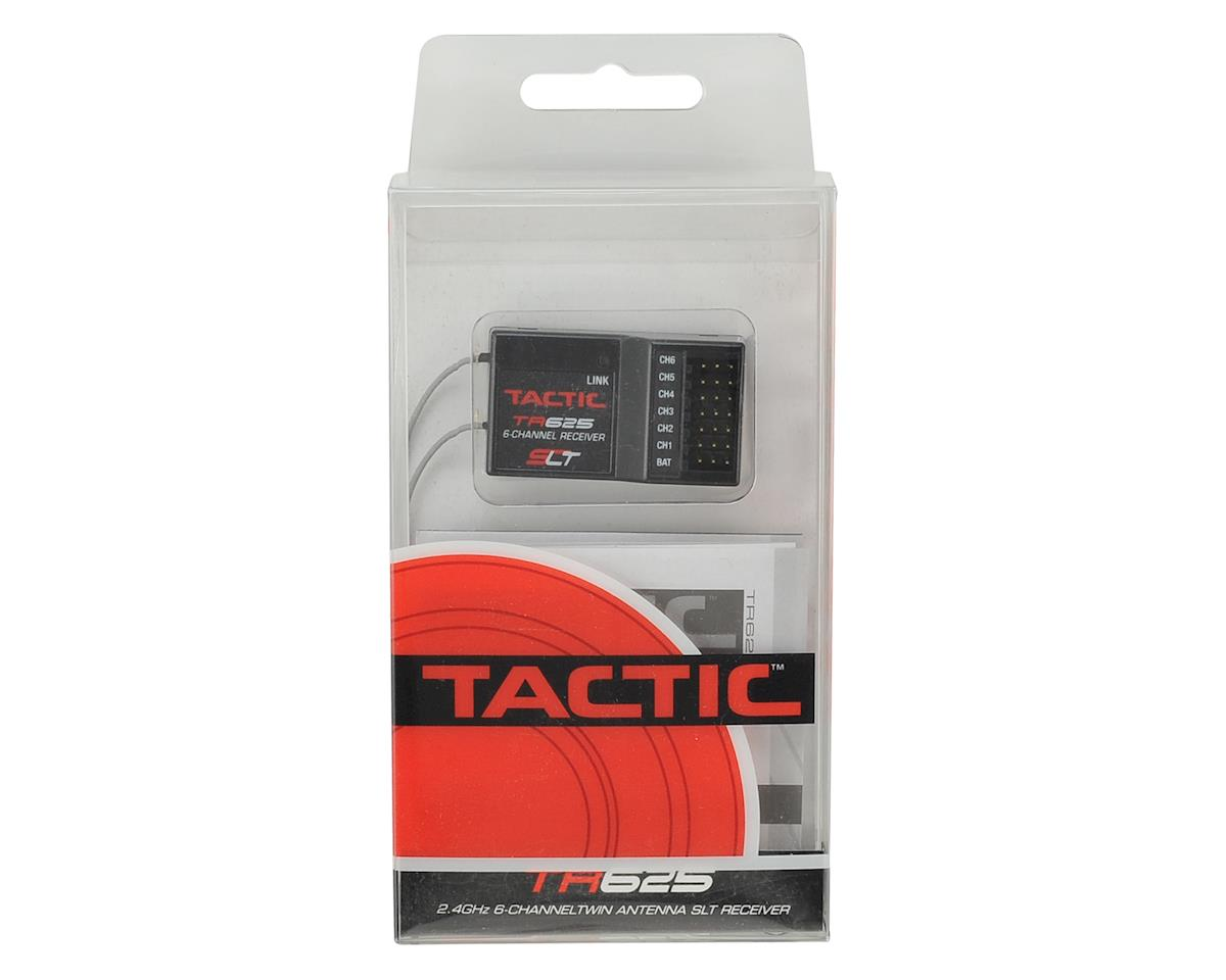 Tactic TR625 6-Channel 2.4GHz SLT Twin Antenna Receiver