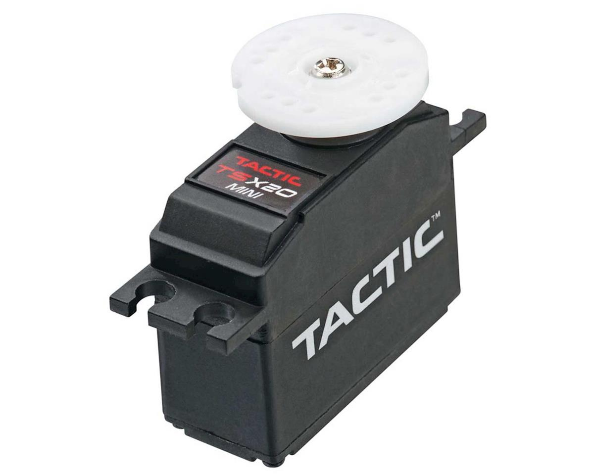 Tactic TSX20 High Speed BB Mini Servo