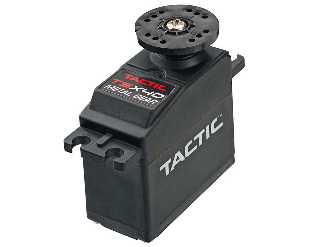 Tactic TSX40 Standard Analog High Speed Metal Gear Servo