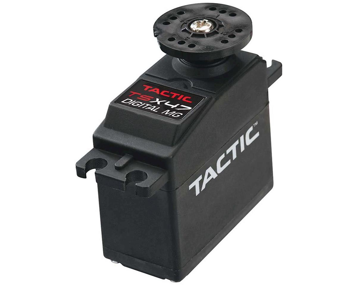 TSX47 Digital Metal Gear High Torque Servo by Tactic