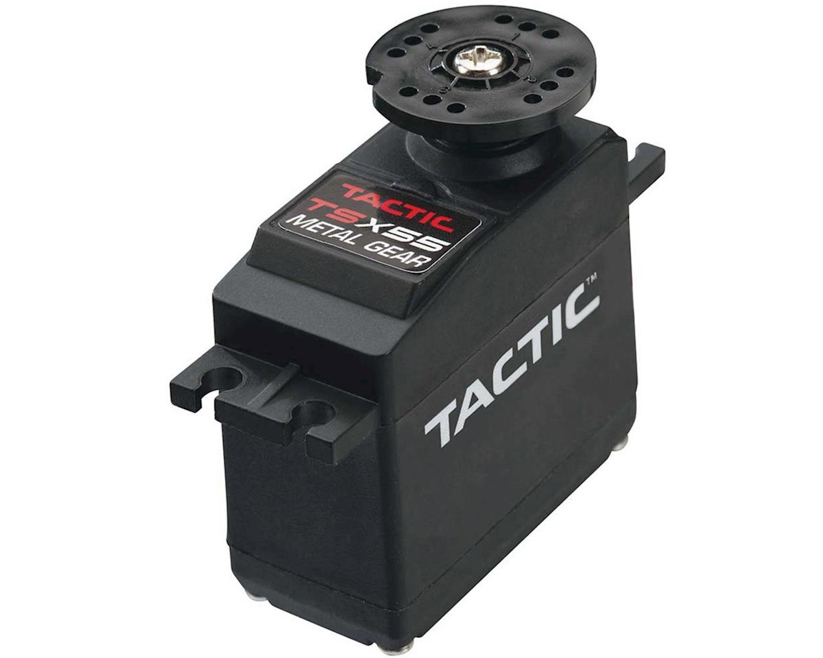 Tactic TSX55 Standard Analog Ultra Torque Metal Gear Servo