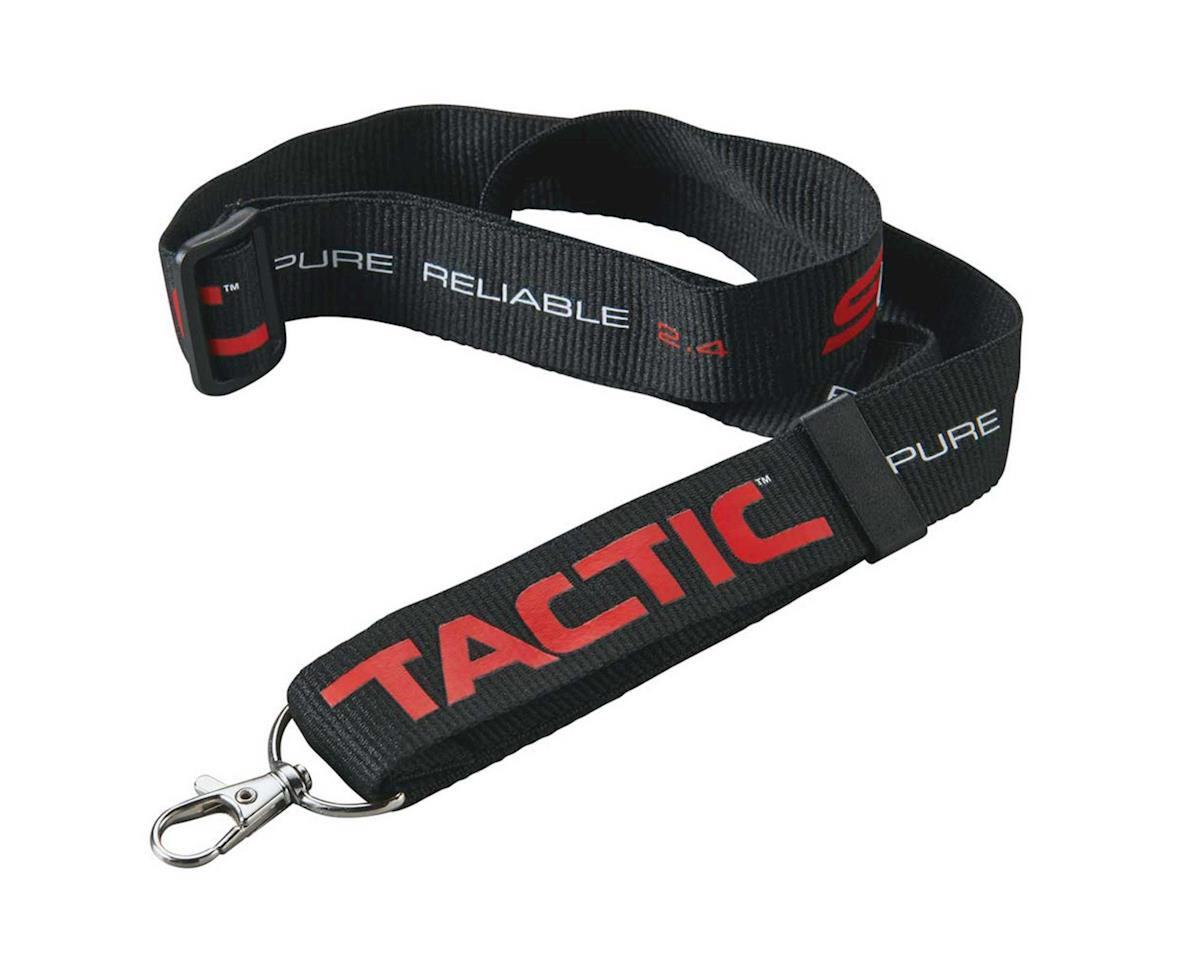 Tactic Adjustable Neck Strap (Black)