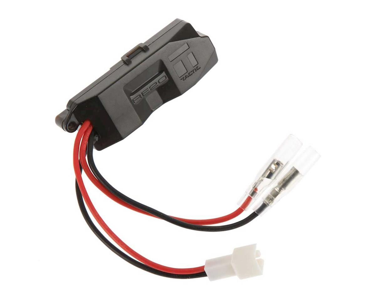 RE20 2in1 SLT Receiver/20A ESC Axial 1/18