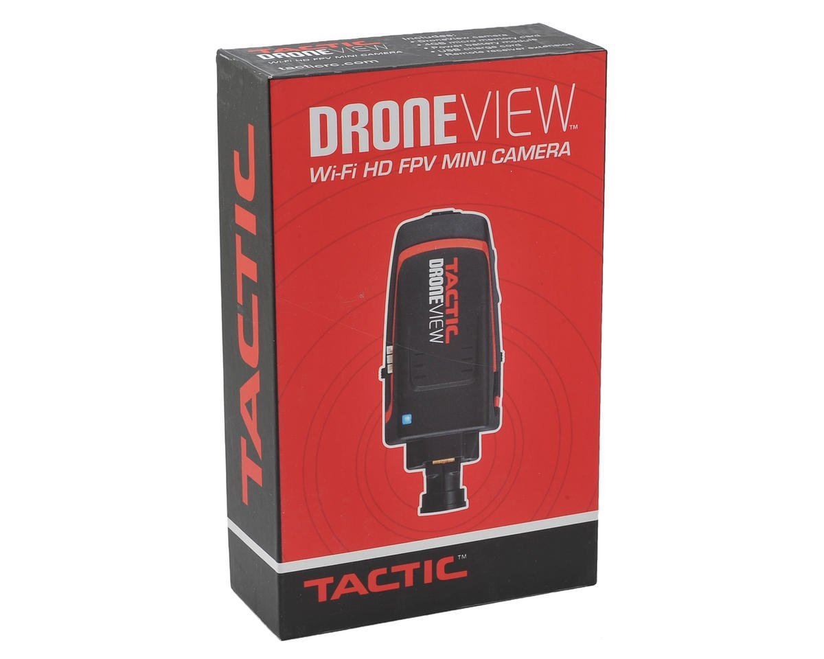 Tactic DroneView FPV Wi-Fi Mini Camera