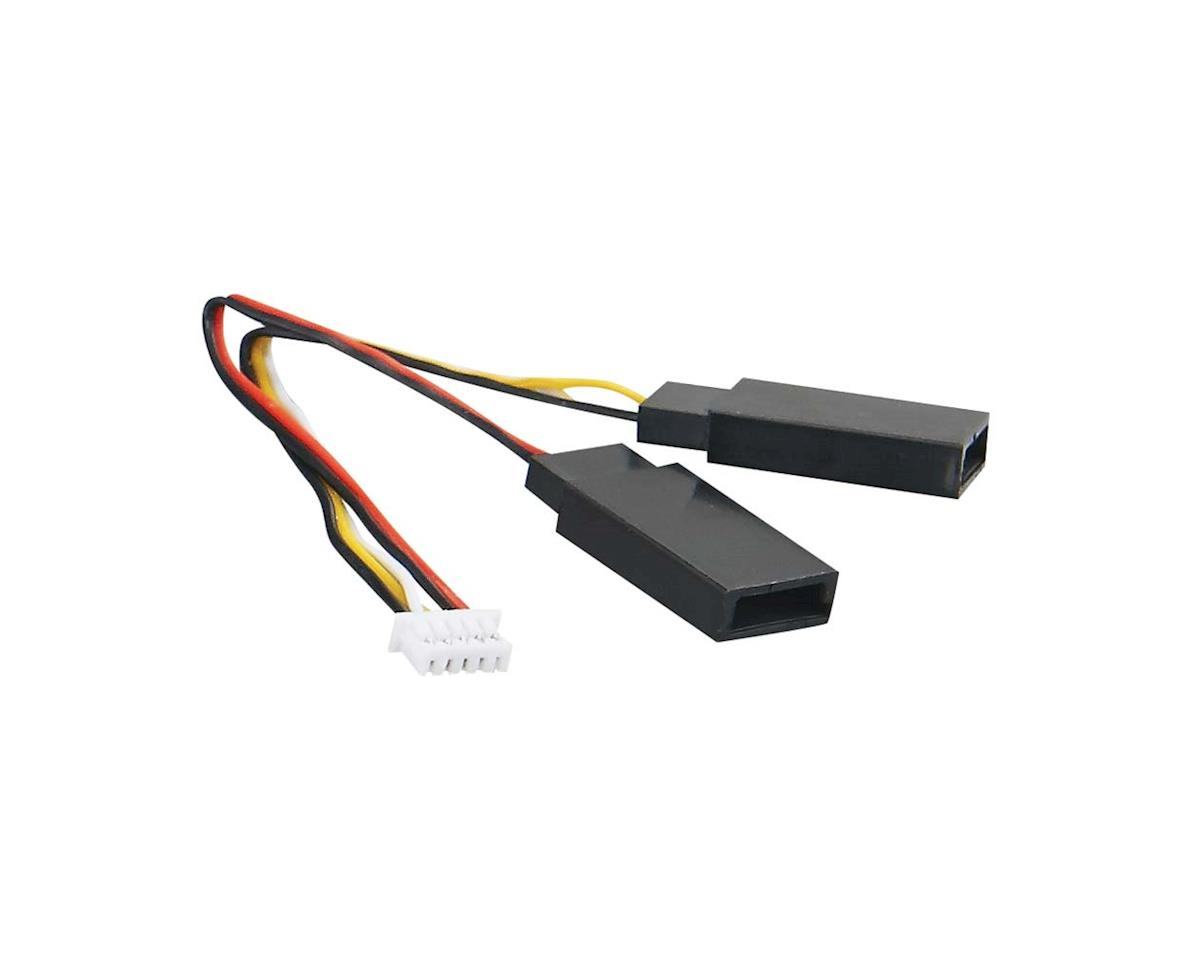 FPV Y Cable Tx to Video and Power Plugs