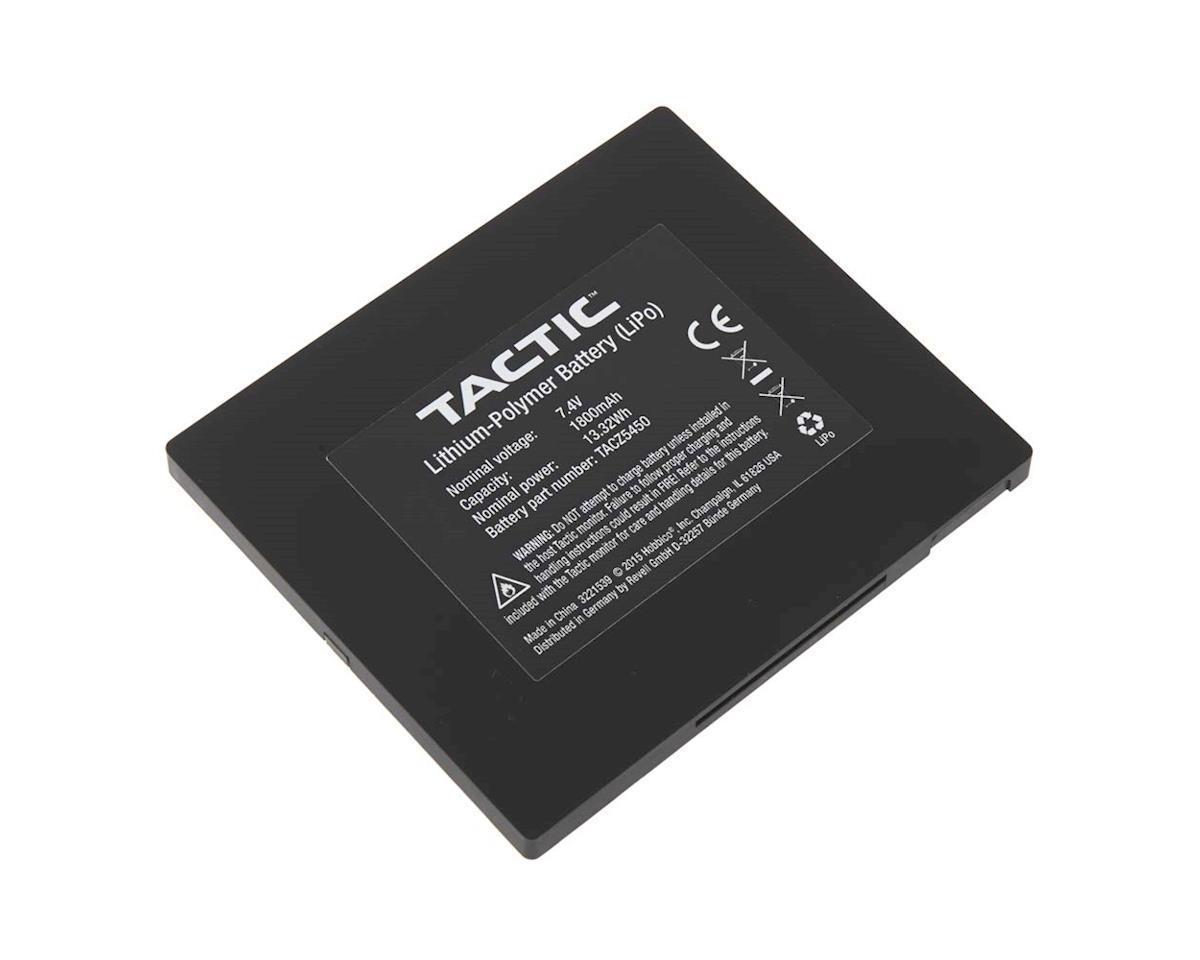 Tactic FPV-RM1 LiPo 7.4V 1800mAh Battery Module 13.32Wh