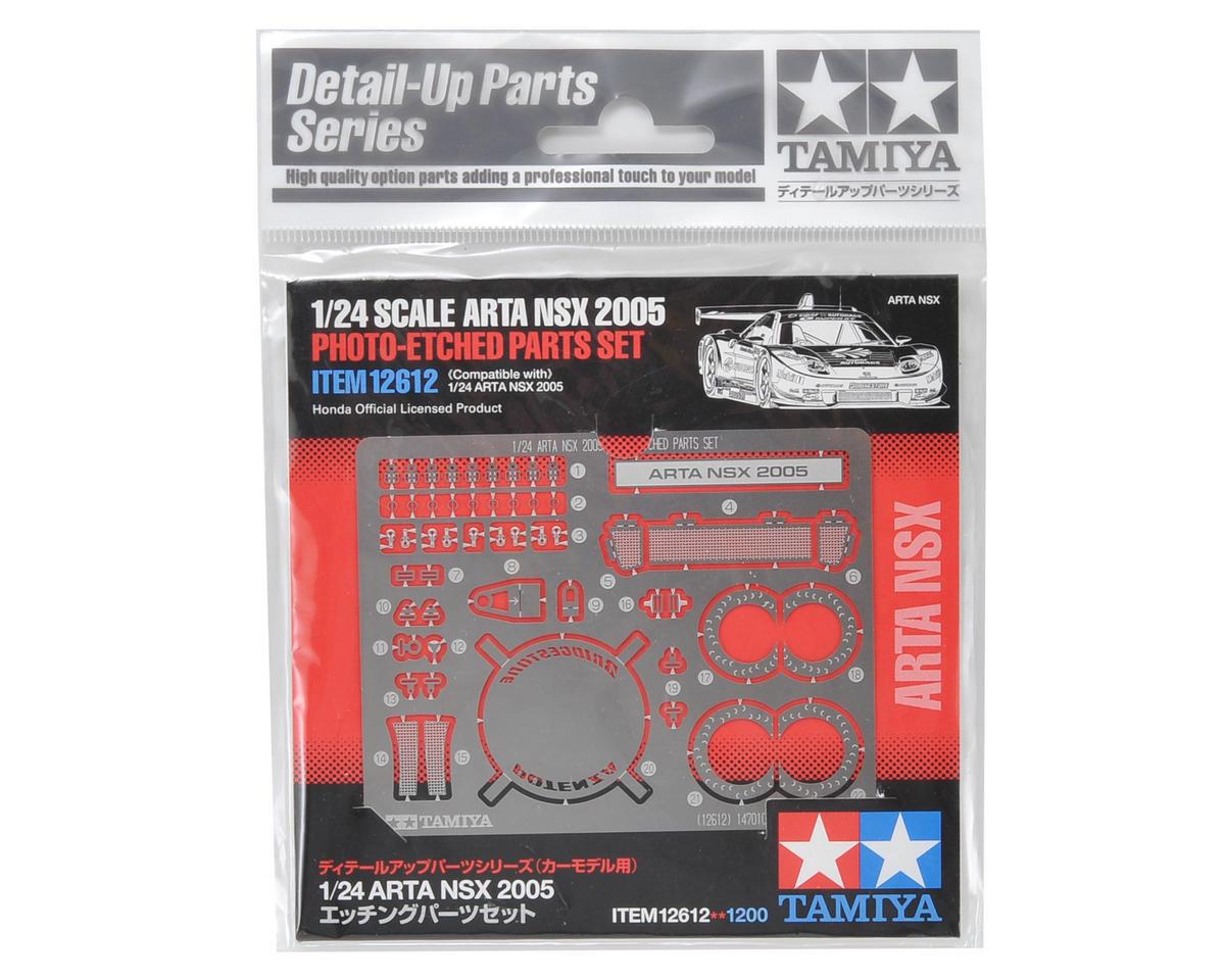 Tamiya 1/24 ARTA NSX 2005 Photo Etched Parts Set