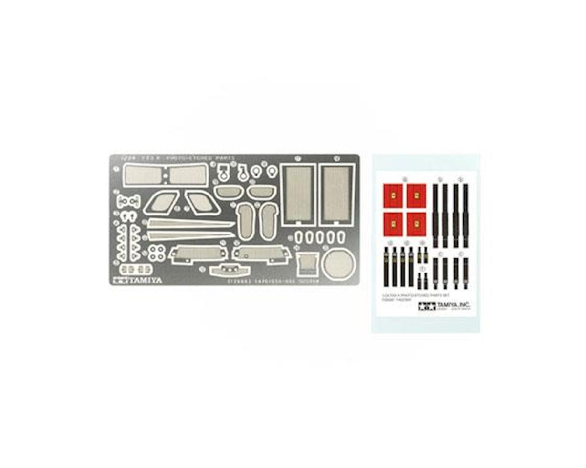 1/24 FXX K Photo-Etched Parts Set by Tamiya