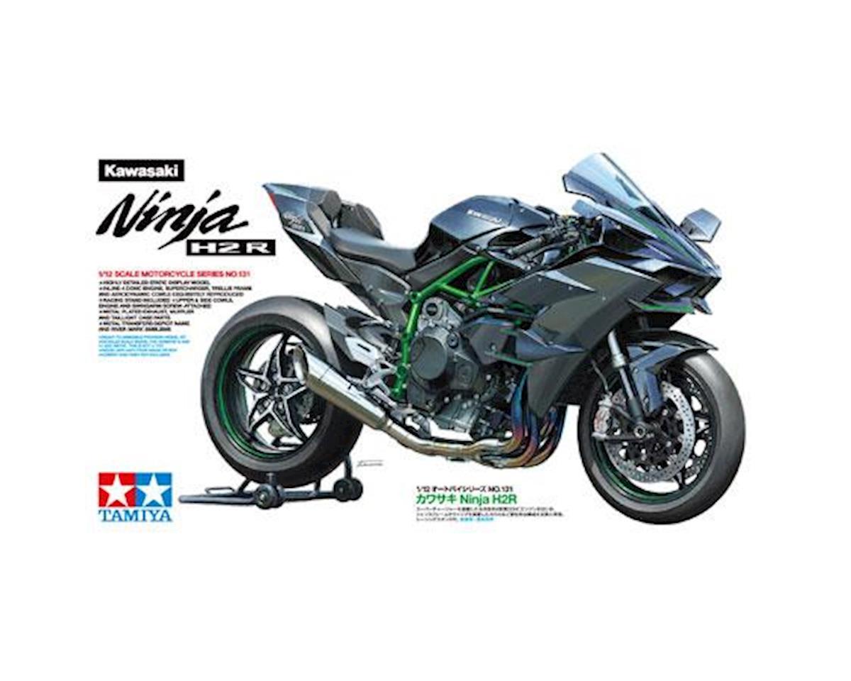 1/12 Kawasaki Ninja H2R by Tamiya