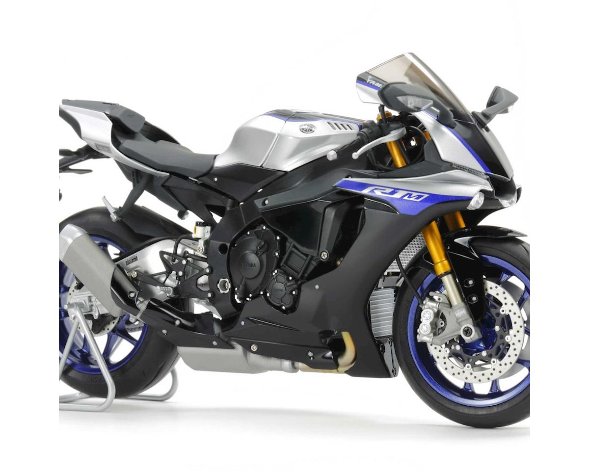 Tamiya Yamaha YZF-R1M 1/12 Motorcycle Model Kit
