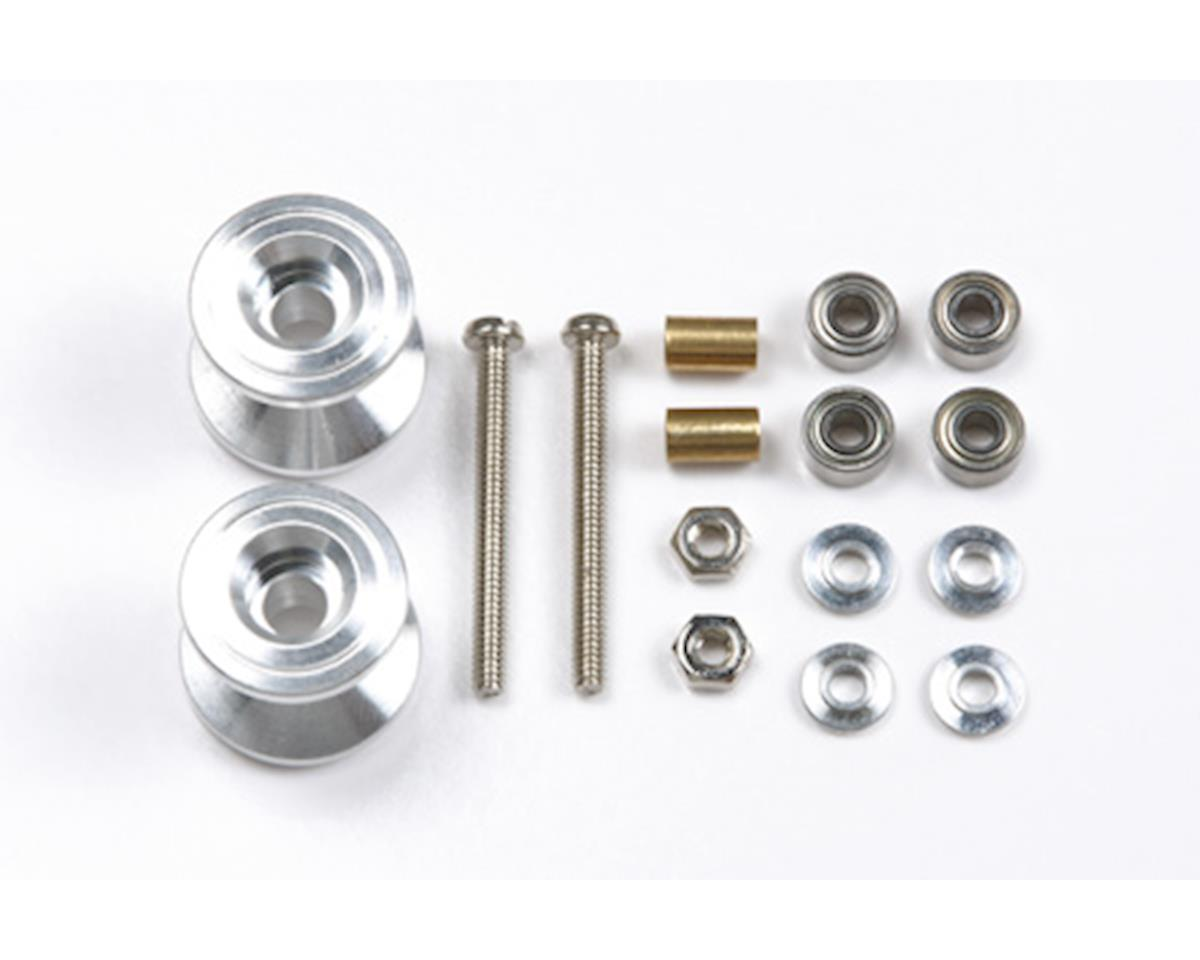 Tamiya JR Aluminum Double Rollers