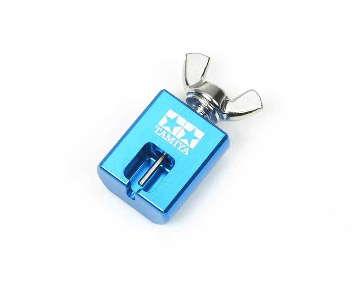 Tamiya JR Mini 4WD Pinion Puller (Blue)