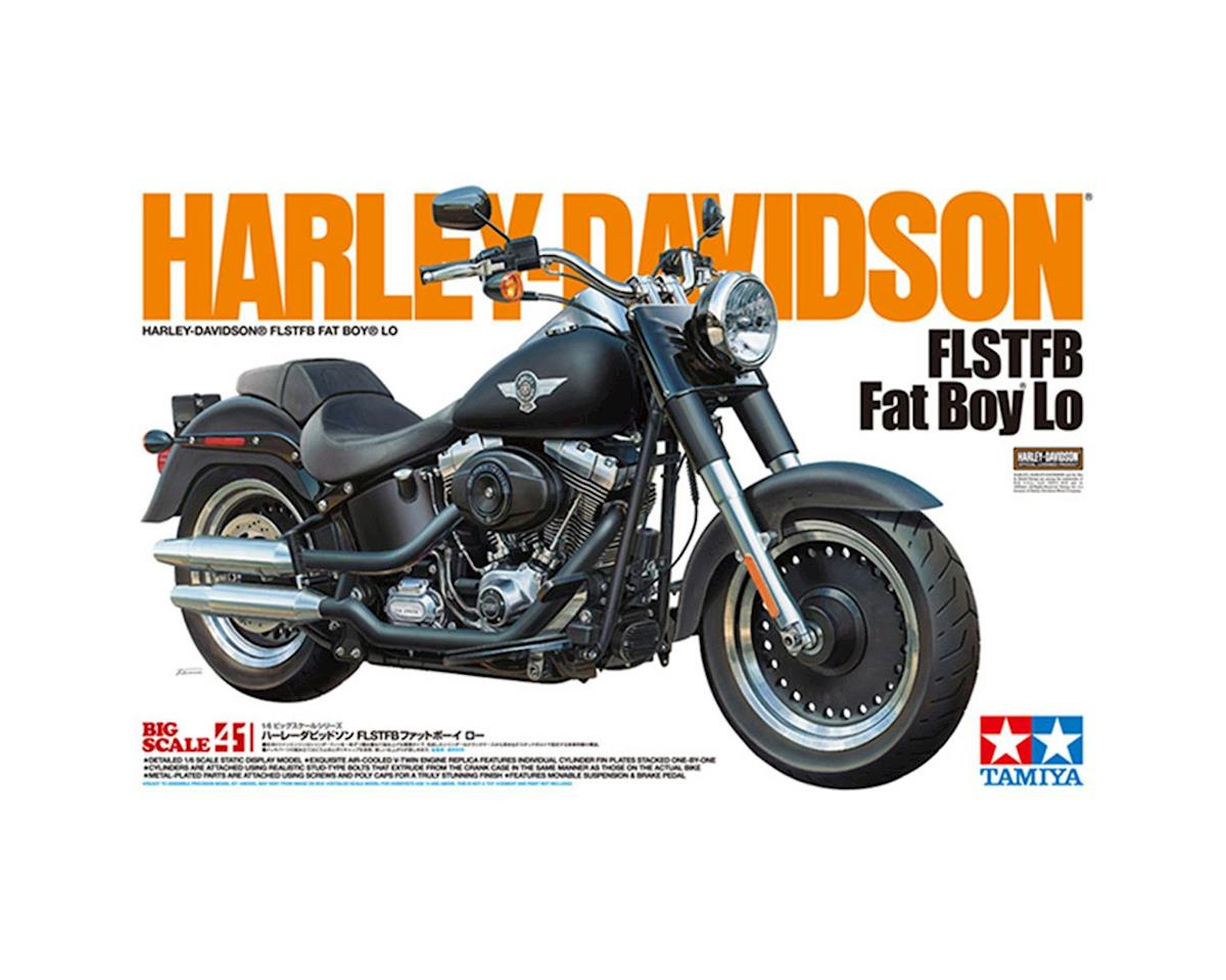 Tamiya 16041 Harley Davidson FLSTFB, Fat Boy Low