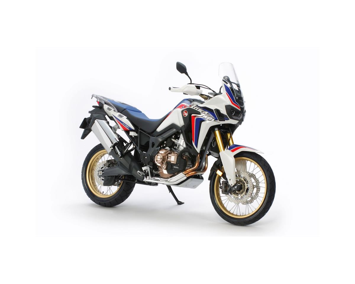 Tamiya 1/6 Honda CRF1000L Africa Twin Motorcycle Model
