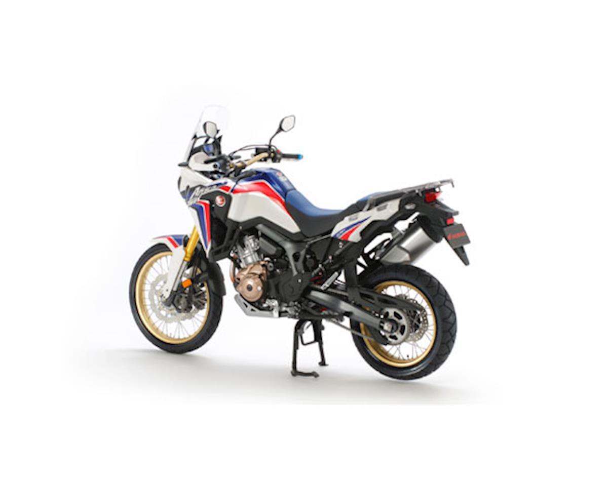 Tamiya 1/6 Honda CRF1000L Africa Twin Motorcycle Model