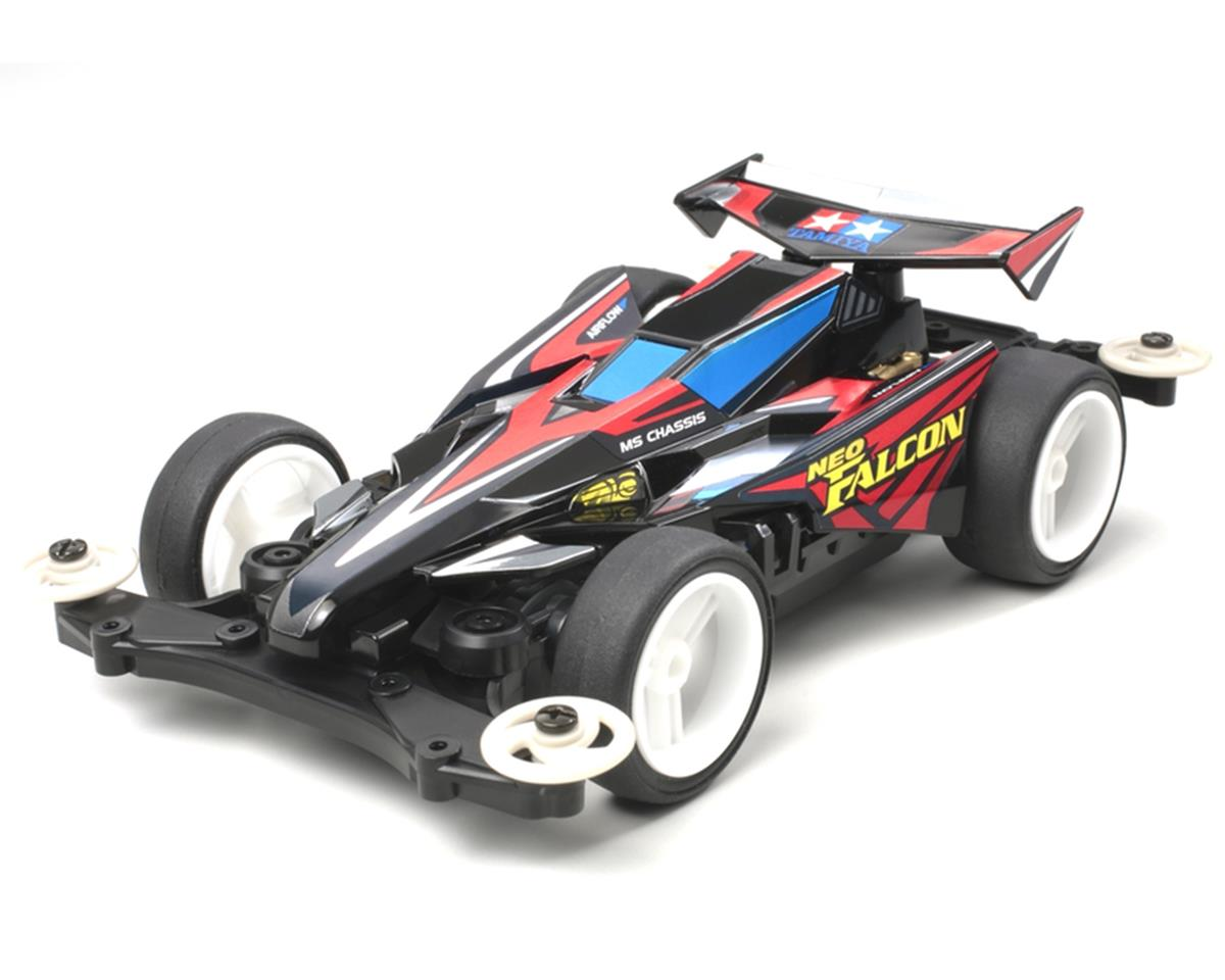 Tamiya 1/32 Neo Falcon Mini 4WD Pro Model Kit