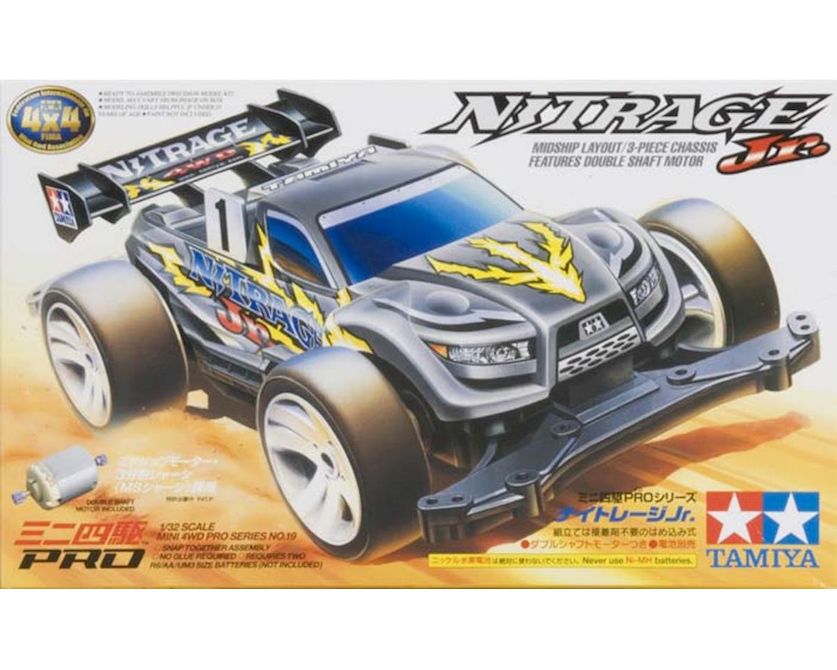 Tamiya 1/32 JR Nitrage MS Chassis Mini 4WD Pro Kit