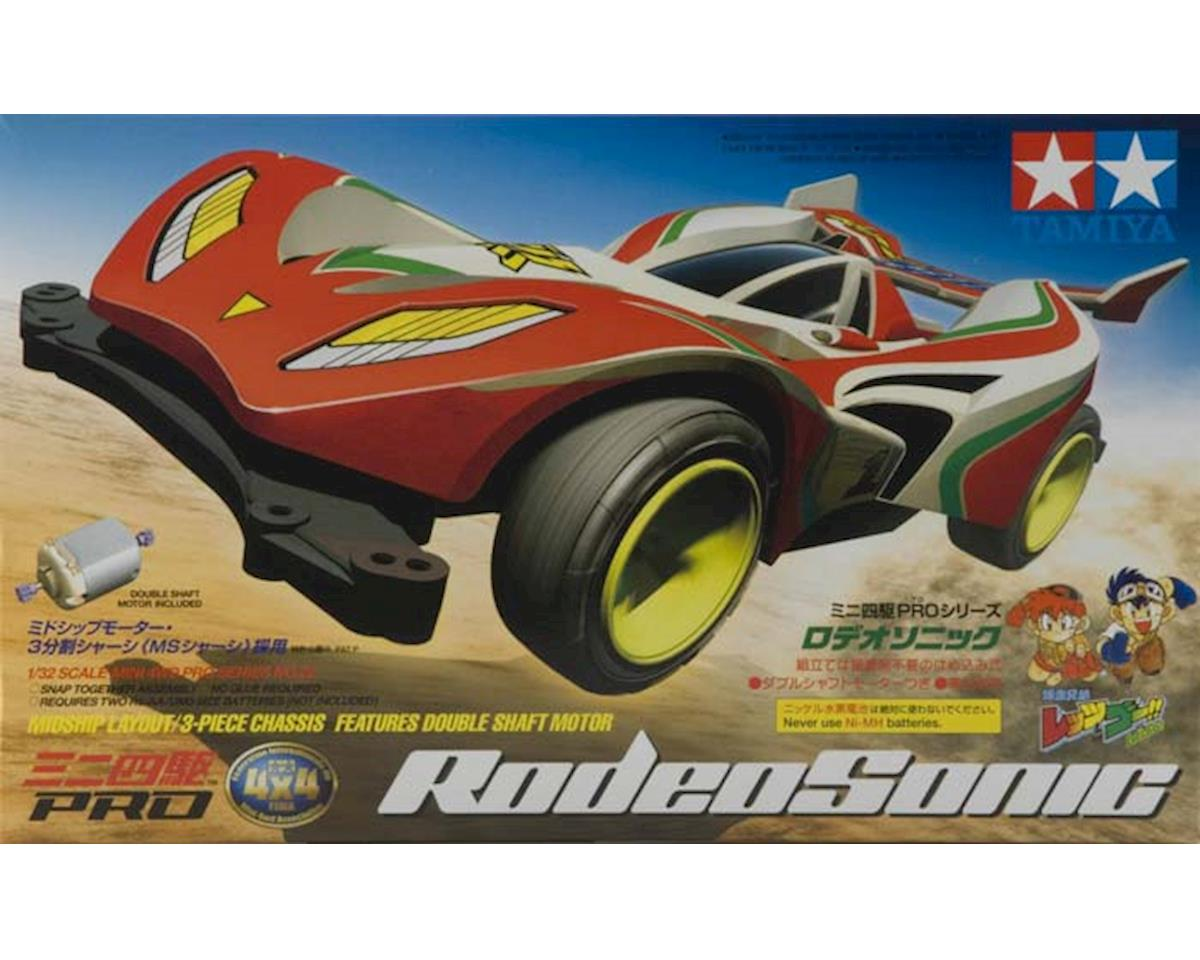 Tamiya 1/32 Rodeo Sonic Mini 4WD Pro Model Kit