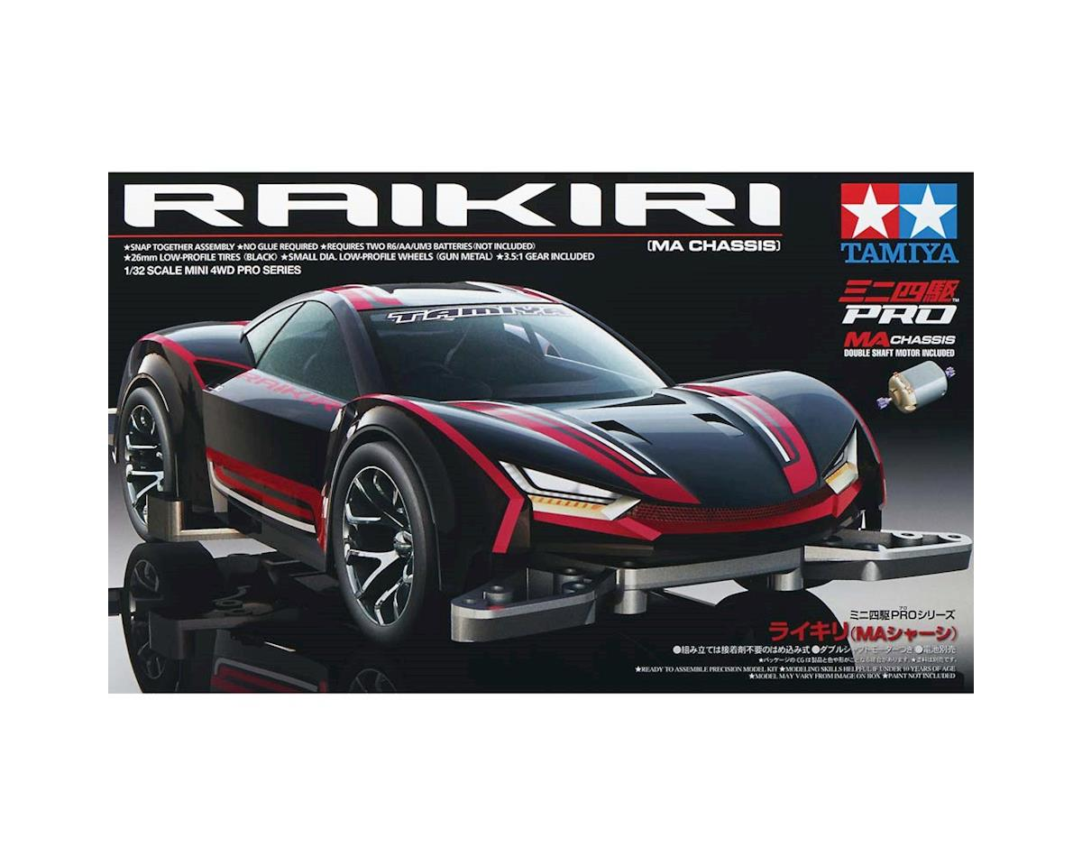 Tamiya 1/32 Raikiri Shimbashi Shop Exclusive Mini 4WD Model Kit
