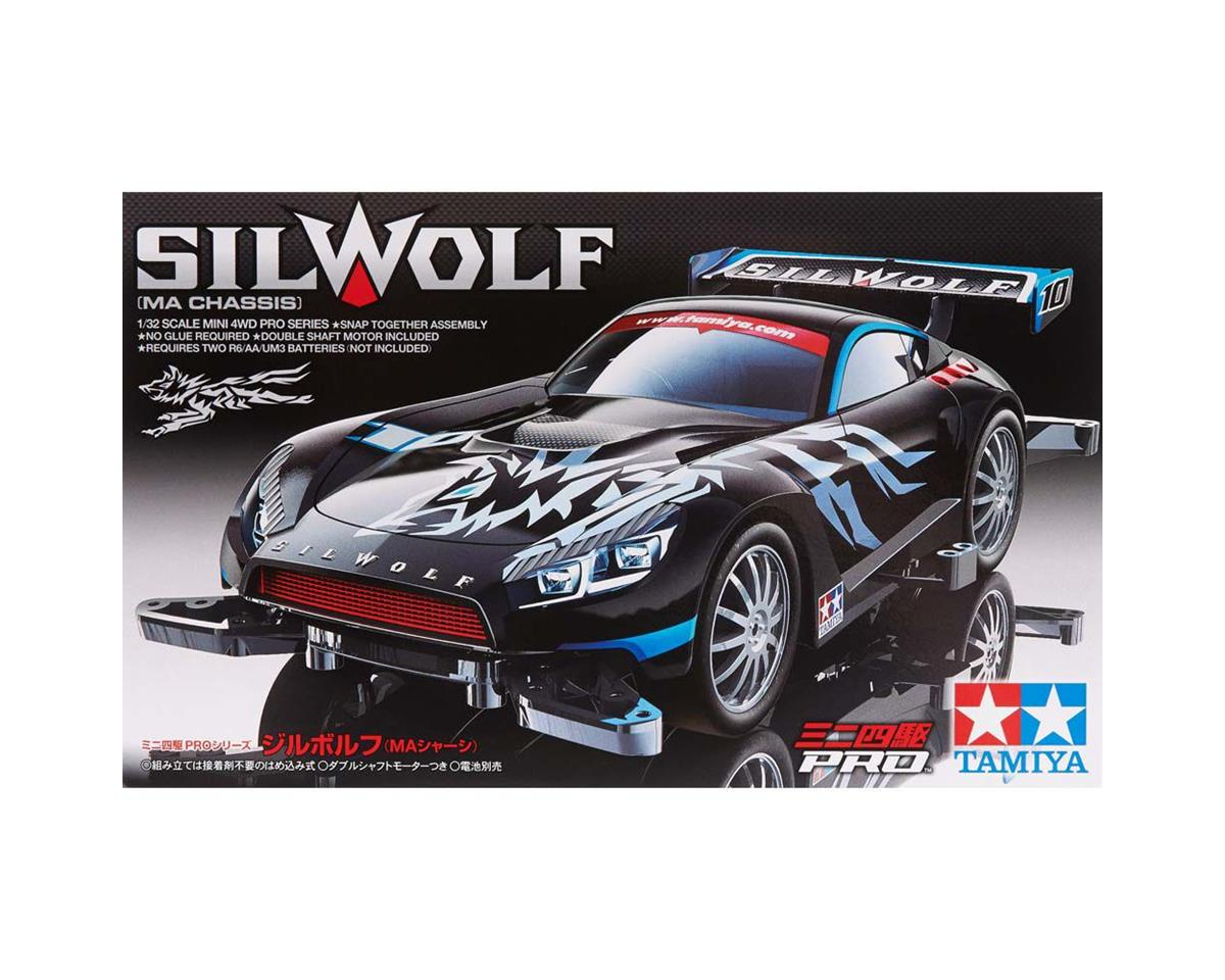Tamiya 1/32 JR Silwolf MA Chassis Mini 4WD Model Kit