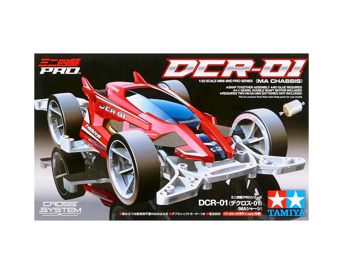 Tamiya 1/32 JR DCR-01 MA Chassis Mini 4WD Model Kit