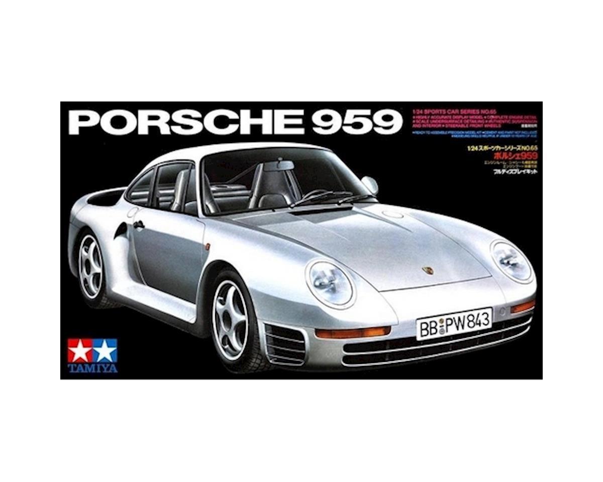 1/24 Porsche 959 by Tamiya