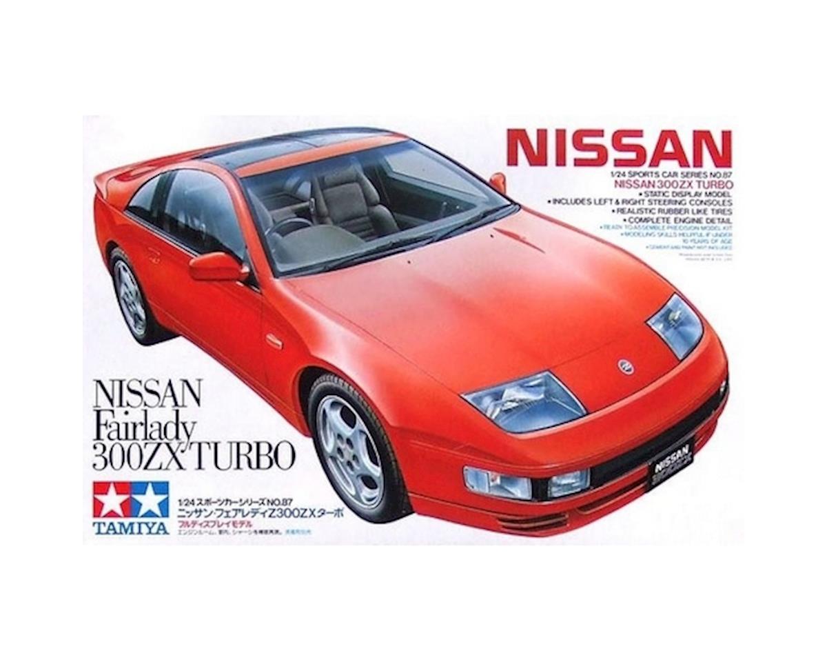 Tamiya 1/24 Nissan 300ZX Turbo