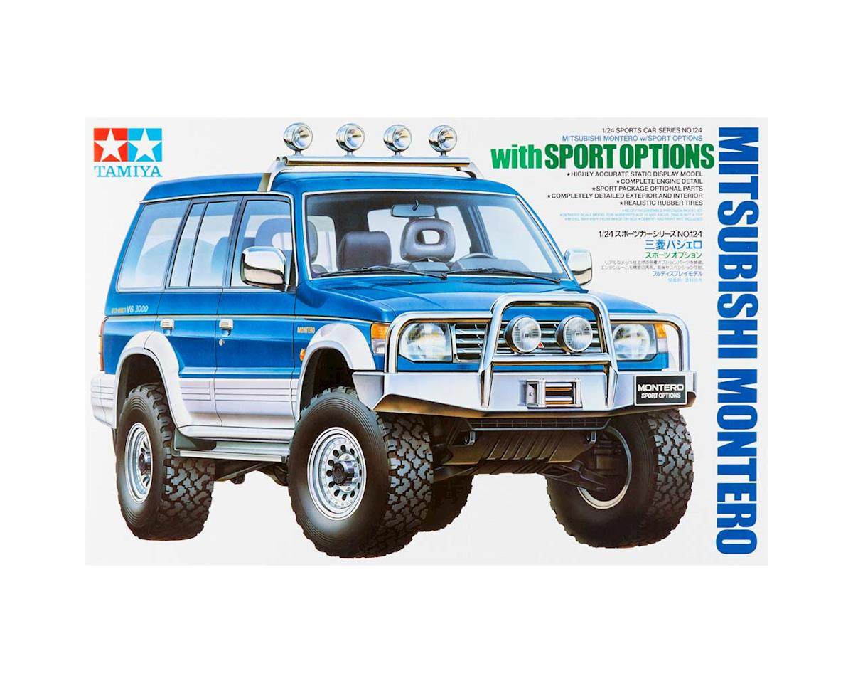 Tamiya 24124 1/24 Montero w/Sports Options