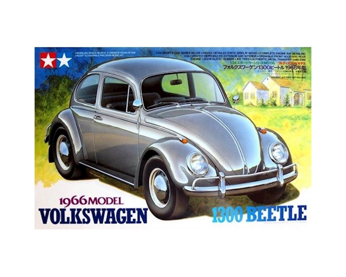 1:24 VW 1300 BEETLE 1966 by Tamiya