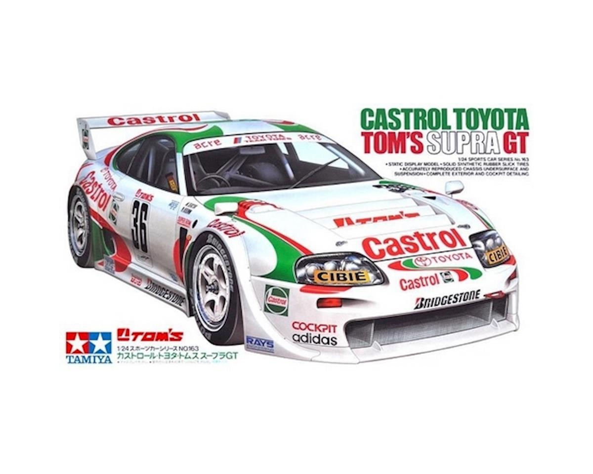 Tamiya 1/24 Castrol Toyota Toms Supra GT