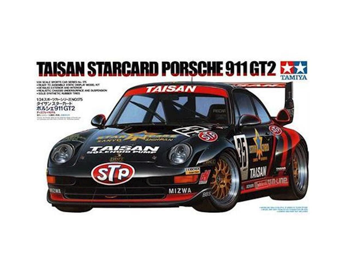 Tamiya 1/24 Taisan Starcard Porsche 911