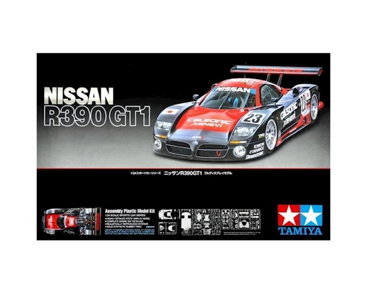 1/24 Nissan R390 GT1 by Tamiya