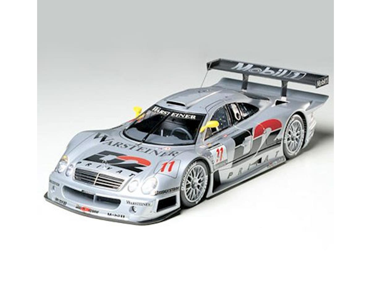 1/24 Mercedes CLK-GTR by Tamiya