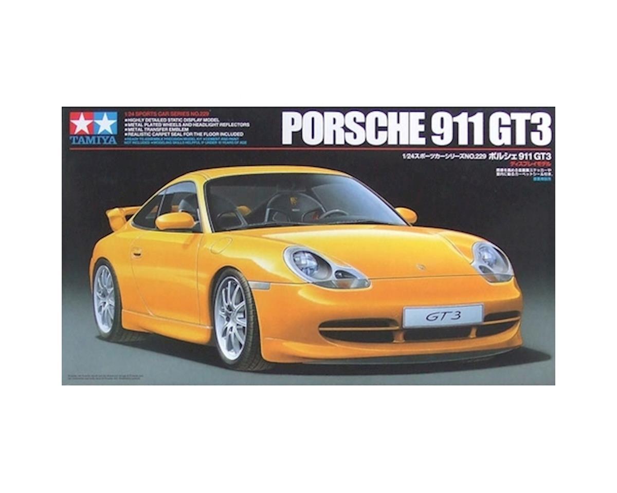 Tamiya 1/24 Porsche 911 Carrera GT3