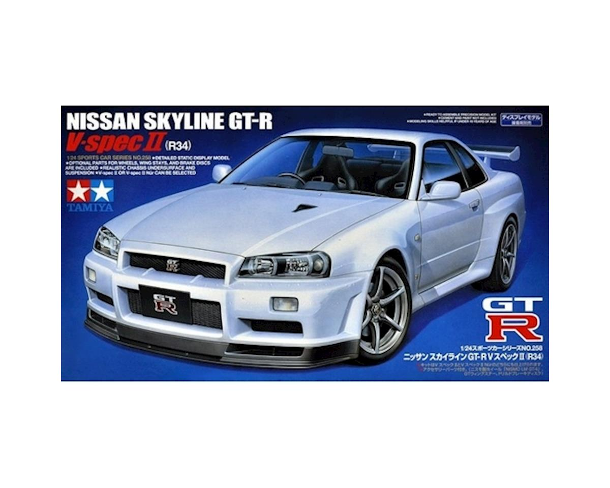 1/24 Nissan Skyline GT-RV by Tamiya