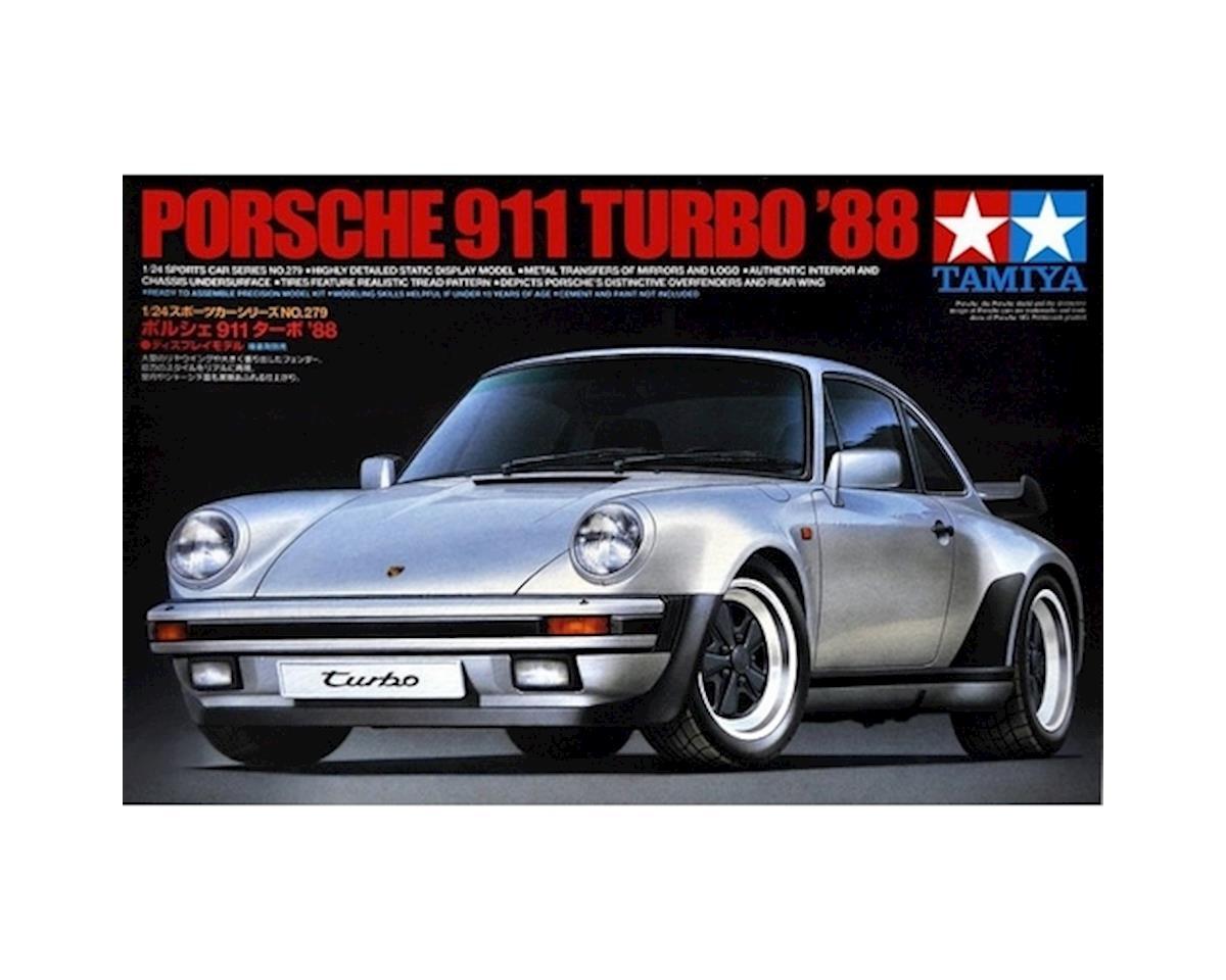 1/24 Porsche 911 Turbo '88 by Tamiya