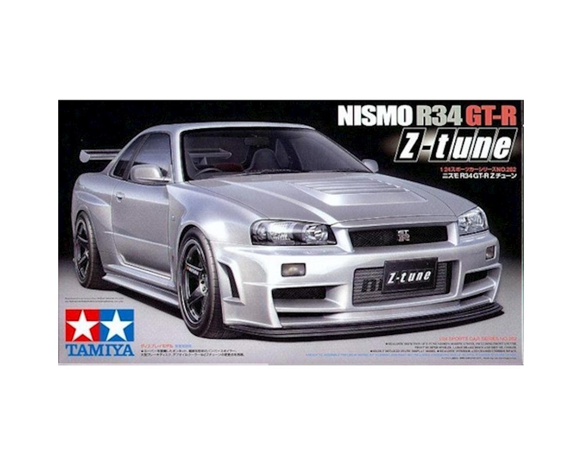 1/24 Nismo R34 GT-R-Z-Tune by Tamiya